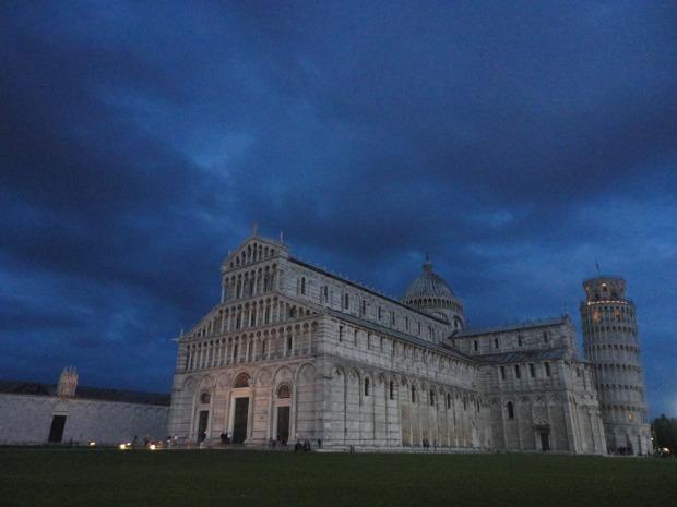 The Duomo. Piazza dei Miracoli, Pisa